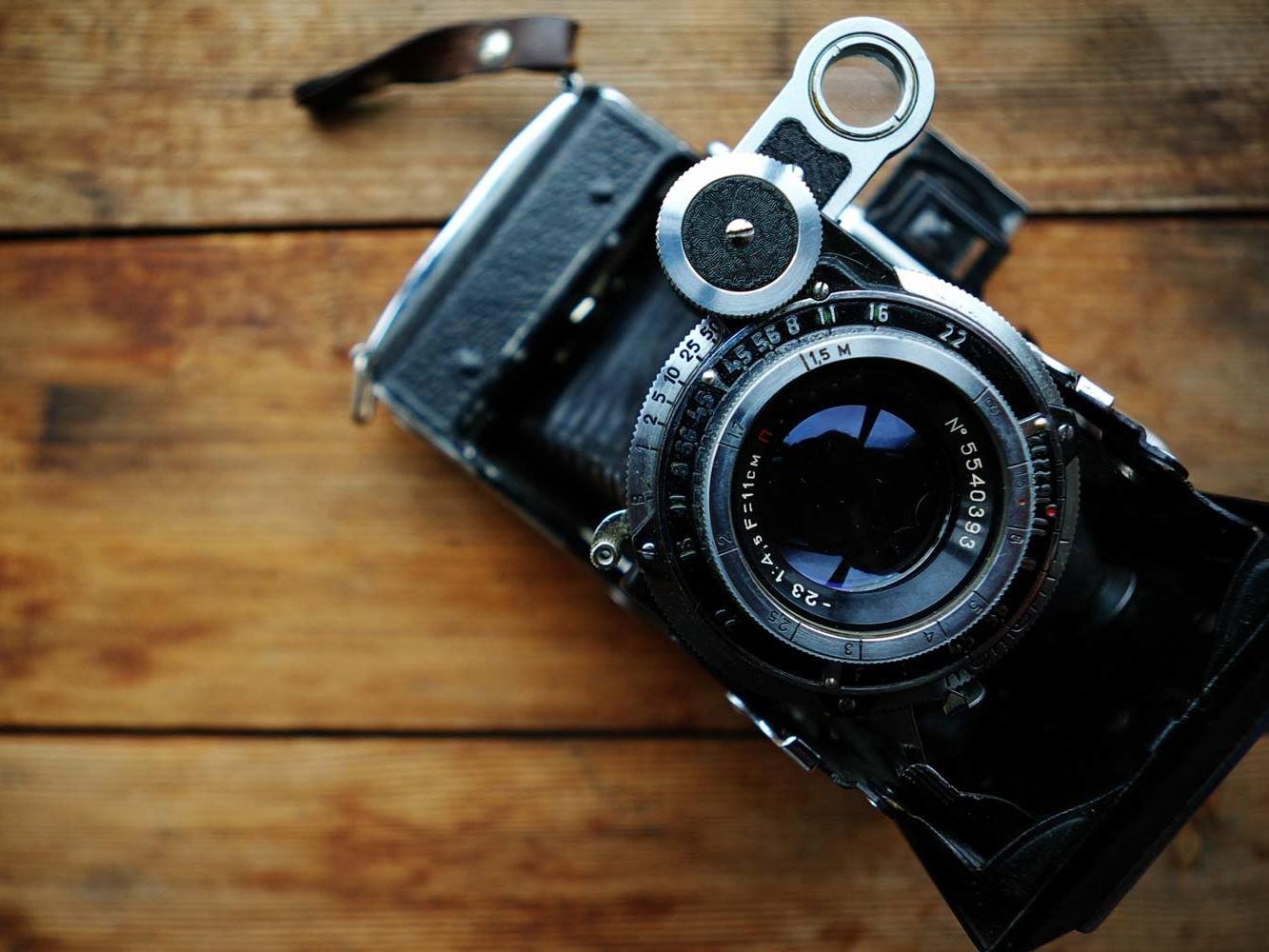 Que cámara usará mi fotógrafo