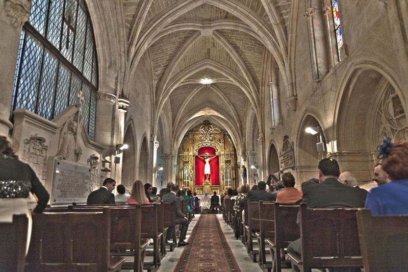 Capilla del Cristo de Burgos