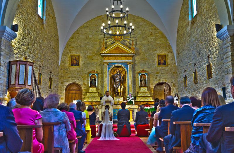 Iglesia Villarcayo