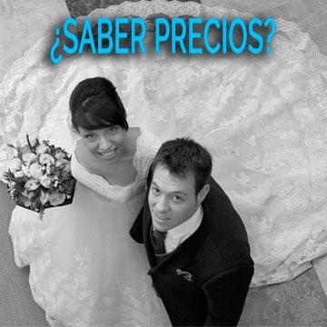 Precios fotografo de bodas