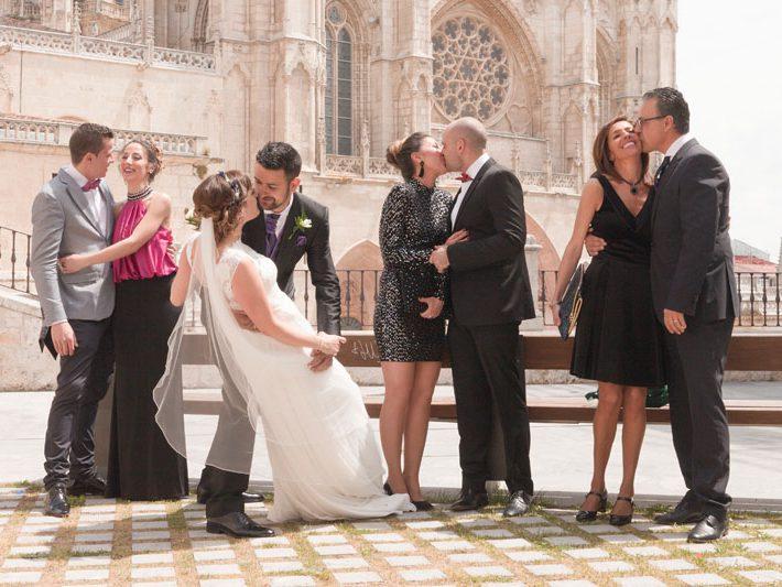 App AutoFinder para los invitados de la boda