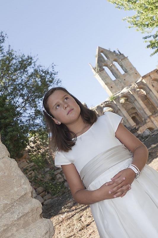 Primera comunión en Burgos