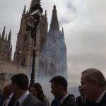 Tracas en San Nicolas de Bari por boda