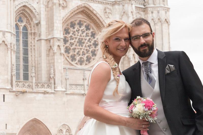 Reportaje de Boda en la iglesia de San Nicolas de Bari