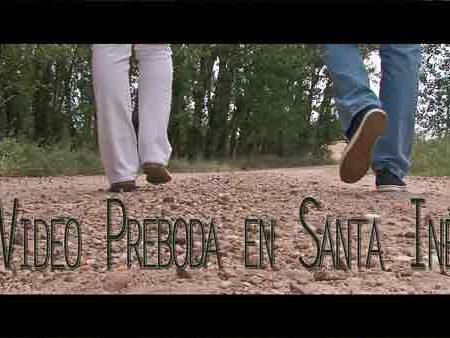 Video preboda con entrevista en Santa Inés (Burgos).